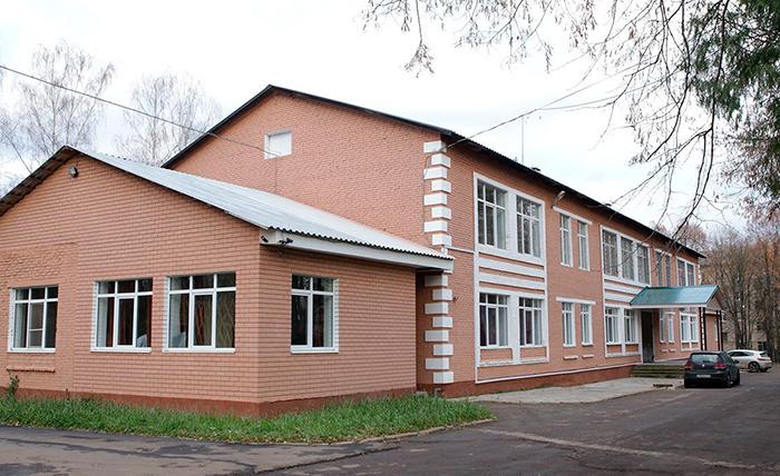 Дом престарелых в Дмитрове