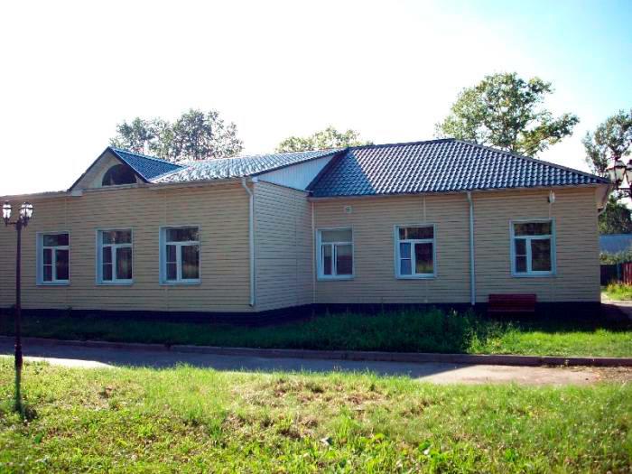 Мытищинский дом-интернат в Беляниново