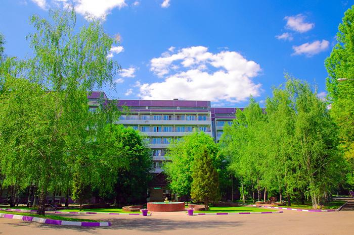 Пансионат для ветеранов труда №6 в Москве