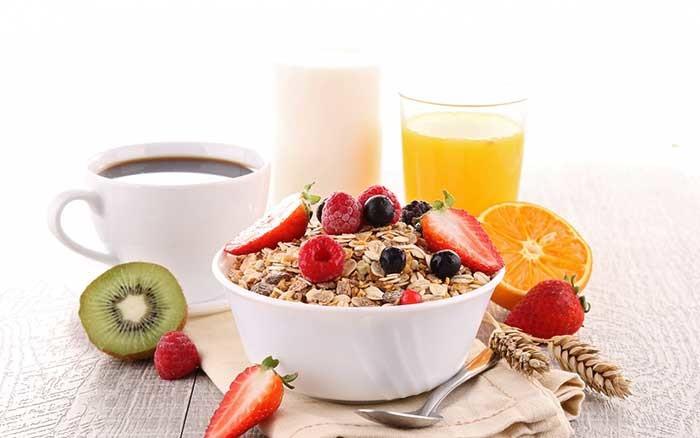 Здоровая еда для пожилых