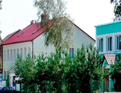 Большаковский психоневрологический интернат здание