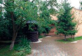 Частный дом престарелых Центр заботы территория