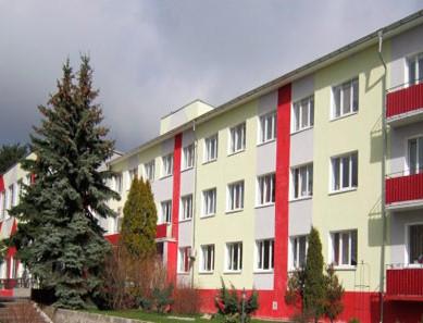 Дом-интернат «Сосновая усадьба» здание