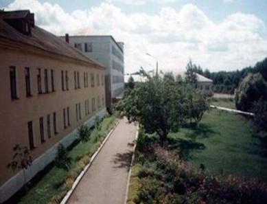 Жиздринский психоневрологический интернат здание