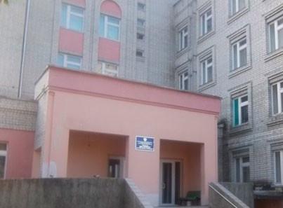 Жуковский интернат для престарелых фасад
