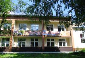 Журавлевский дом-интернат здание