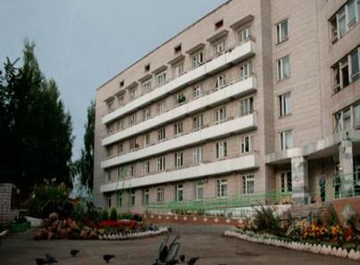 Ижевский дом-интернат здание
