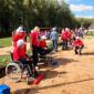 Тарусский дом-интернат спортивные соревнования