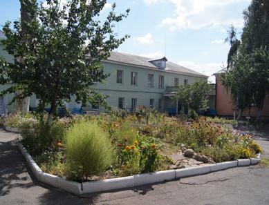 Здание Калачеевского дома интерната
