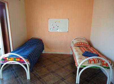 Дом для пожилых людей «Калининградский Пансионат» кровати