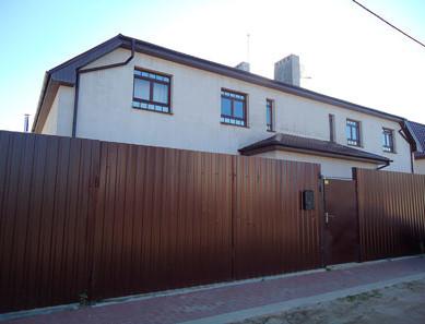Дом для пожилых людей «Калининградский Пансионат» здание
