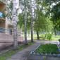 Кемеровский дом-интернат балкон