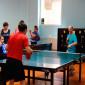 Кировский дом-интернат турнир по теннису