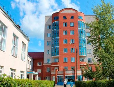 Кировский дом-интернат здание