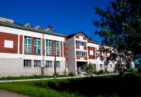 Здание Маймаксанского дома-интерната