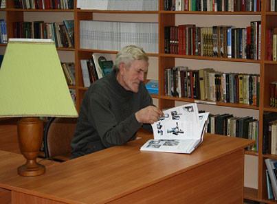 Библиотека орловского дома-интерната для пожилых людей