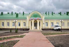Здание Орловского дома интерната для пожилых людей