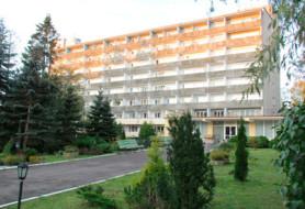 Светлогорский социально-оздоровительный центр «Мечта» здание