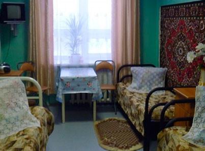 Вологодский психоневрологический интернат жилые комнаты