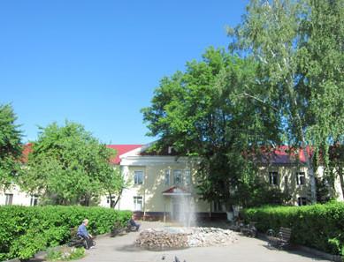 Воронежский областной геронтологический центр фото здания