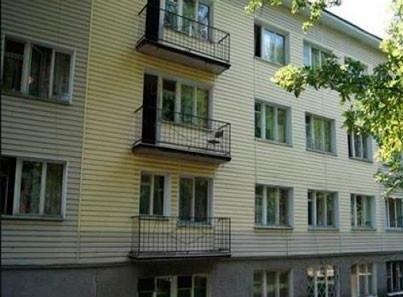 воронежский областной дом интернат фасад