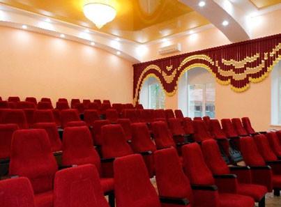 Свердловский психоневрологический интернат актовый зал