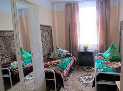 Долгоруковский специальный дом-интернат комната