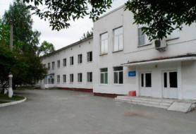 Свердловский психоневрологический интернат фасад здания