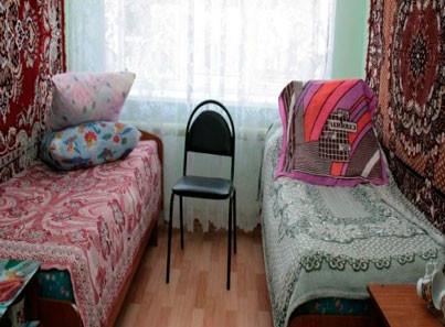 Жирновский дом-интернат комната