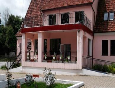 Дом-интернат имени Карла Блюма здание