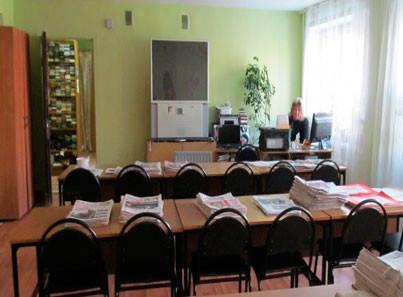 Калужский дом интернат комната отдыха