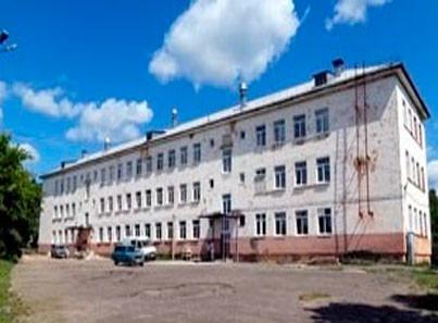 Кольчугинский дом-интернат