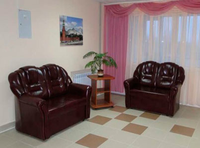 комната отдыха в шебекинском интернате