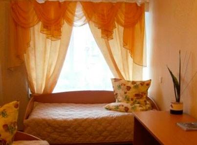 Красавинский дом-интернат комната