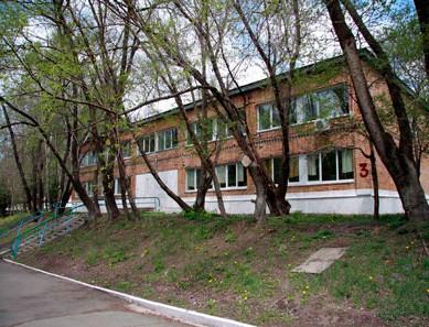 """Пансионат-гостиница """"Лотос"""" здание"""