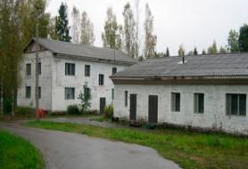 Любытинский дом-интернат территория