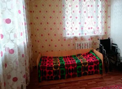 Пансионат Святой Милицы кровать