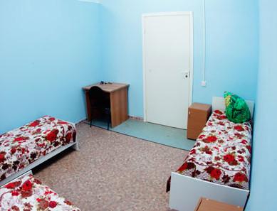 Пансионат для престарелых и инвалидов «Аврора» комната