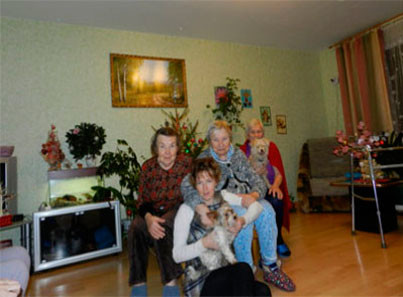 Республиканский тентюковский дом интернат для престарелых и инвалидов