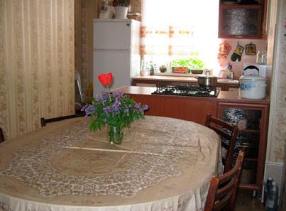 Пансионат «Золотая осень» стол