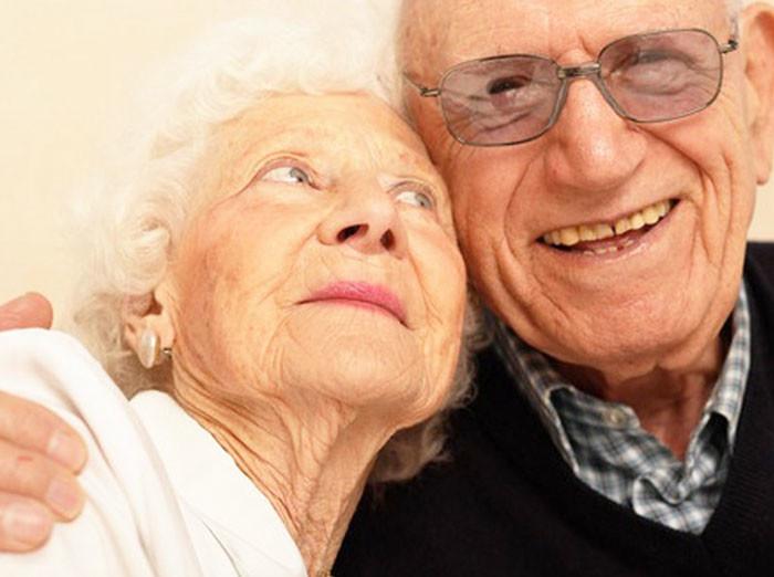 Процесс старения - проблемы пожилых людей
