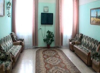 Устюженский психоневрологический интернат комната отдыха