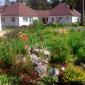 Пансионат–усадьба «Отрадное» сад