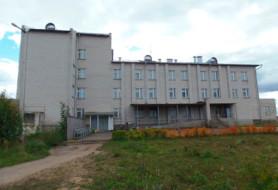 Устюженский психоневрологический интернат здание