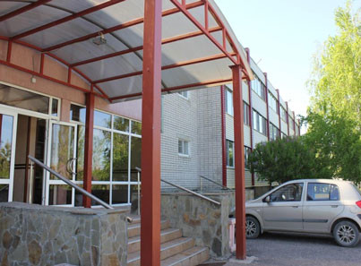 Волгоградский дом интернат территория