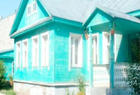 Дом-интернат для престарелых и инвалидов здание