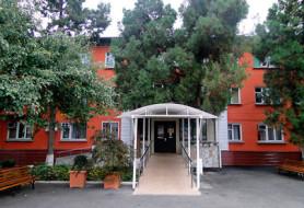 """Геронтологический центр """"Екатеринодар"""" главный вход"""