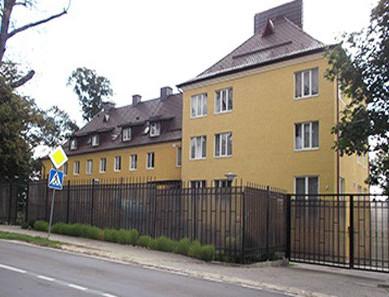 Гусевский психоневрологический интернат фасад здания