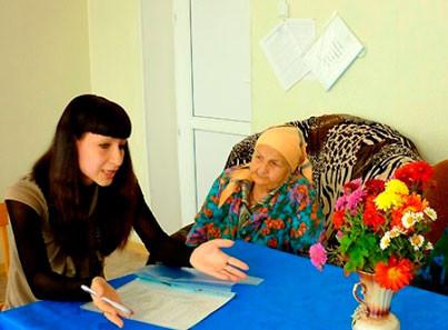 Михайловский специальный дом-интернат занятия с постояльцами
