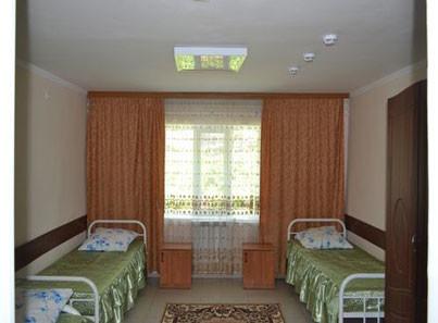 Мостовской дом-интернат двухместная комната